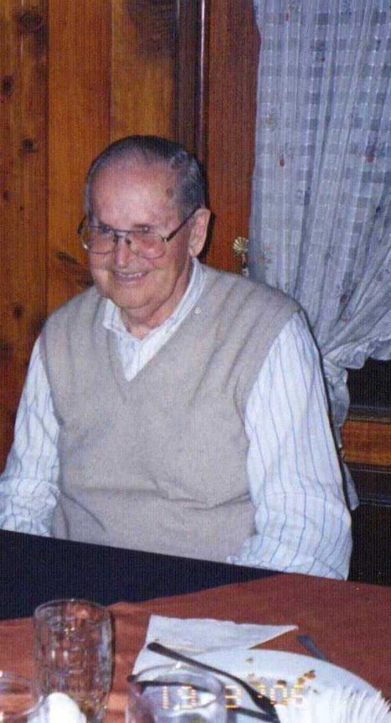 Ernesto Zechner presidente Cooperativa 1965 - 1966 y 1978 - 1989