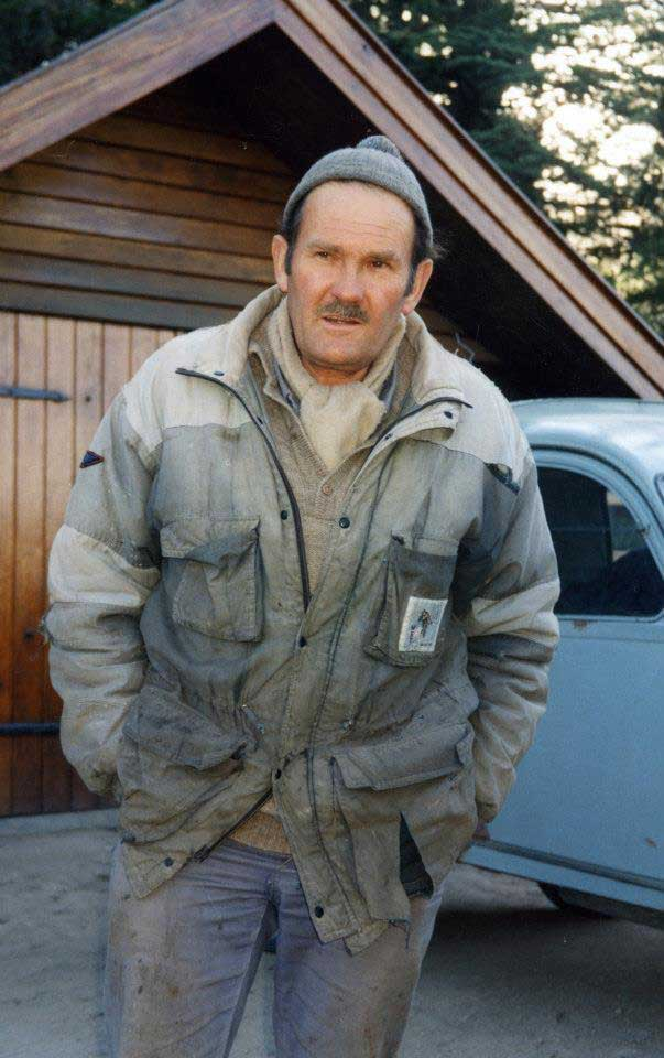 Klaus Mehnert primer empleado de redes