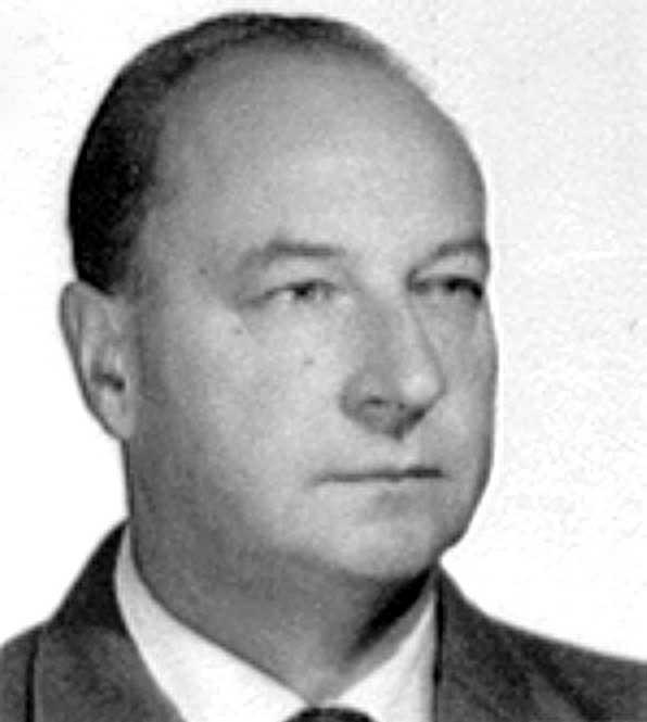Reinaldo Schefski presidente cooperativa 1961 - 1964 y 1967 - 1971