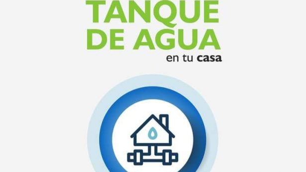 Importancia de un tanque de agua en casa