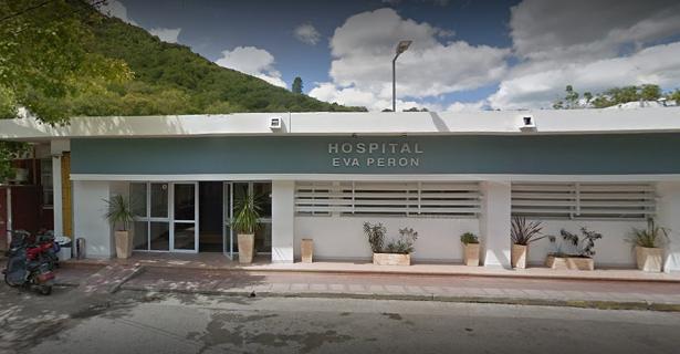 Hospital Regional Eva Perón Santa Rosa de Calamuchita